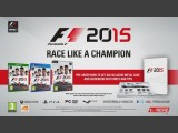 F1 2015 Screenshot #23 for PS4 - Click to view