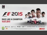 F1 2015 Screenshot #24 for PS4 - Click to view