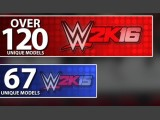 WWE 2K16 Screenshot #2 for PS4 - Click to view