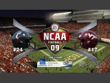 NCAA Football 09 Screenshot #751 for Xbox 360 - Click to view
