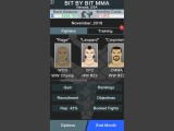 MMA Manager Screenshot #6 for iOS - Click to view