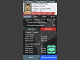 MMA Manager Screenshot #7 for iOS - Click to view