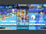 Mario Tennis: Ultra Smash Screenshot #3 for Wii U - Click to view