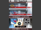 NHL SuperCard Screenshot #32 for iOS - Click to view