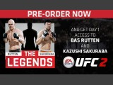 EA Sports UFC 2 Screenshot #41 for PS4 - Click to view