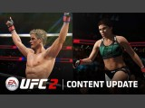 EA Sports UFC 2 Screenshot #80 for PS4 - Click to view