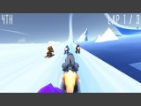 Rocket Ski Racing Screenshot #3 for Android, iOS - Click to view