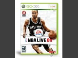 NBA Live 09 Screenshot #27 for Xbox 360 - Click to view