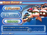 MLB Power Pros 2008 Screenshot #87 for Wii - Click to view