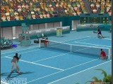 Agassi Tennis Generation Screenshot #4 for PS2 - Click to view