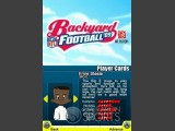 Backyard Football '09 Screenshot #2 for NDS - Click to view