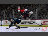 NHL 2K9 Screenshot #3 for Wii - Click to view