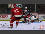 NHL 2K9 Screenshot #5 for Wii - Click to view