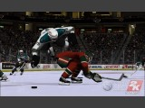 NHL 2K9 Screenshot #11 for Wii - Click to view