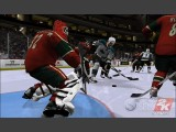 NHL 2K9 Screenshot #15 for Wii - Click to view