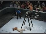 WWE Smackdown! vs. Raw 2009 Screenshot #9 for Wii - Click to view