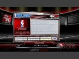 NBA 2K9 Screenshot #171 for Xbox 360 - Click to view