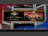 WWE Smackdown! vs. Raw 2009 Screenshot #14 for PS3 - Click to view