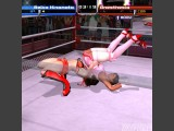 Rumble Roses Screenshot #1 for PS2 - Click to view
