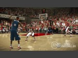 NCAA Basketball 09 Screenshot #10 for Xbox 360 - Click to view