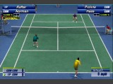 Sega Sports Tennis Screenshot #2 for PS2 - Click to view