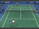 Sega Sports Tennis Screenshot #3 for PS2 - Click to view