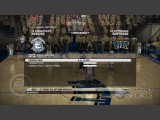 NCAA Basketball 09 Screenshot #48 for Xbox 360 - Click to view