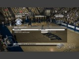 NCAA Basketball 09 Screenshot #49 for Xbox 360 - Click to view