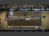 NCAA Basketball 09 Screenshot #50 for Xbox 360 - Click to view