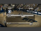 NCAA Basketball 09 Screenshot #52 for Xbox 360 - Click to view