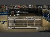 NCAA Basketball 09 Screenshot #56 for Xbox 360 - Click to view