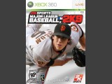 Major League Baseball 2K9 Screenshot #1 for Xbox 360 - Click to view