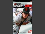 Major League Baseball 2K9 Screenshot #1 for PSP - Click to view