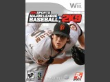 Major League Baseball 2K9 Screenshot #1 for Wii - Click to view