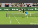 Smash Court Tennis 3 Screenshot #2 for PSP - Click to view