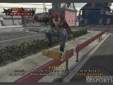 Tony Hawk's Underground Screenshot #3 for PS2 - Click to view