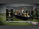 FIFA 09 Ultimate Team Screenshot #2 for Xbox 360 - Click to view