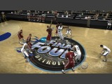 NCAA Basketball 09: March Madness Edition Screenshot #1 for Xbox 360 - Click to view