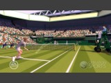 Grand Slam Tennis Screenshot #2 for Wii - Click to view
