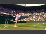 Grand Slam Tennis Screenshot #4 for Wii - Click to view