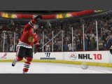 NHL 10 Screenshot #2 for Xbox 360 - Click to view