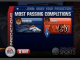 Madden NFL 10 Screenshot #16 for Wii - Click to view