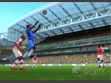 FIFA Soccer 10 Screenshot #1 for Wii - Click to view