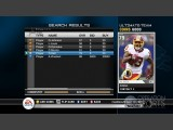 Madden Ultimate Team Screenshot #1 for Xbox 360 - Click to view