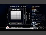Madden Ultimate Team Screenshot #11 for Xbox 360 - Click to view