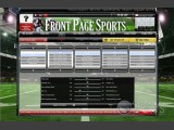 FrontPage Sports Football Screenshot #9 for PC - Click to view