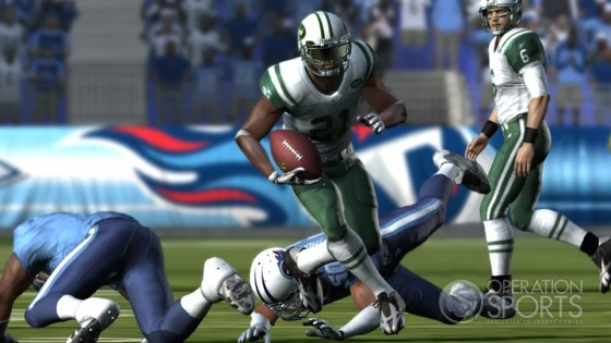 Madden NFL 11 Full Player Ratings: Miami Dolphins and New York Jets