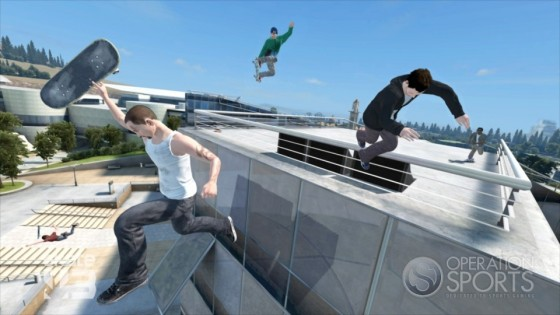 Skate 3 Review (PS3) - Operation Sports