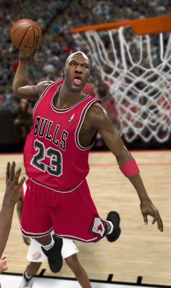 NBA 2K11 Hands-On Preview w/ New Screenshots, Including More