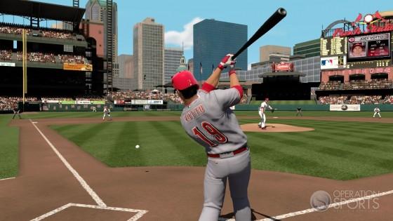 MLB 2K11 Online Impressions